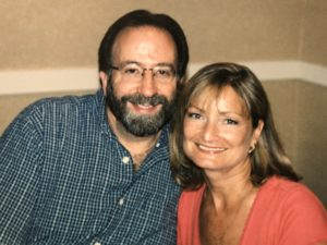 Mitch and Karen Kaplan